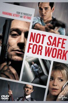 İş İçin Güvenli Değil 1080p Full HD izle