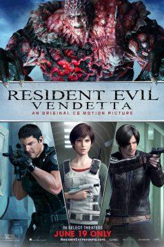 Resident Evil Vendetta 1080p izle 2016