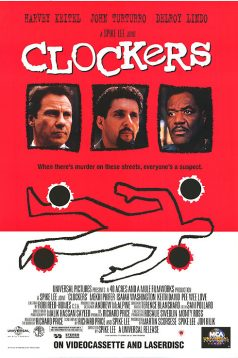 Clockers – Köşe Başındakiler 1080p izle 1995
