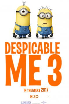 Despicable Me 3 – Çılgın Hırsız 3 1080p izle 2017
