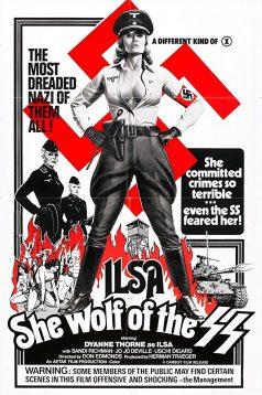 Ilsa She Wolf of the SS Erotik Film izle