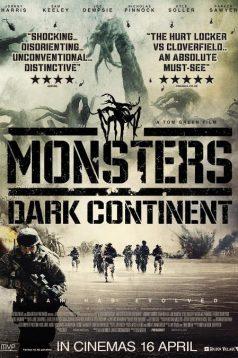 Monsters Dark Continent – İstila 2 Karanlık Kıta 1080p izle 2014