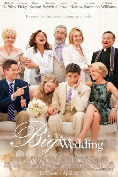 The Big Wedding – Büyük Düğün 1080p izle 2013