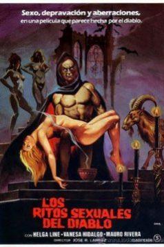 Los Ritos Sexuales Del Diablo Erotik Film izle