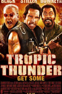 Tropic Thunder – Tropik Fırtına 1080p izle 2008