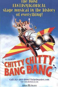 Chitty Chitty Bang Bang – Uçan Araba 1080p izle 1968