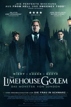 The Limehouse Golem 1080p izle 2016