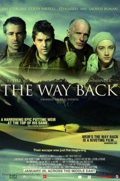 The Way Back – Özgürlük Yolu 1080p izle 2010