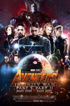 Yenilmezler 3 Sonsuzluk Savaşı – Avengers 3 Infinity War izle 2018 1080p