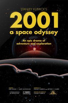 2001 A Space Odyssey – 2001 Uzay Macerası izle 1968 HD