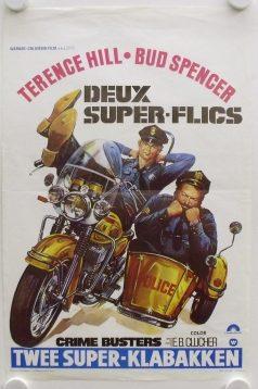 Crime Busters – Süper Polisler izle 1977 | 1080p