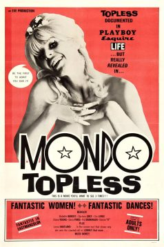 Mondo Topless Erotik Film izle