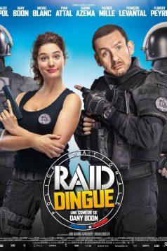 Raid Dingue – Çılgın Baskın 1080p izle 2016