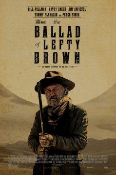 The Ballad of Lefty Brown 1080p izle 2017