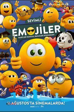 The Mojicons – Sevimli Emojiler Türkçe Dublaj 1080p izle 2017