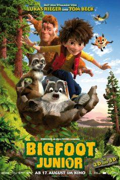 The Son of Bigfoot – Kocaayak ve Oğlu izle 2017 | 1080p