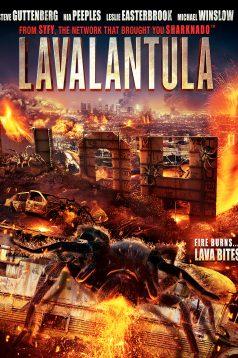 Lavalantula – Örümcek İstilası 1080p izle 2015