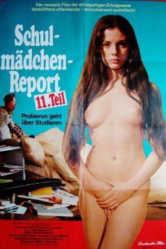 Schoolgirl Report 11 Erotik Film izle