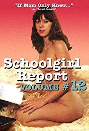 Schoolgirl Report 12 Erotik Film izle