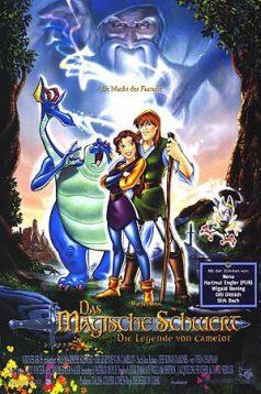 Sihirli Kılıç Camelotu Arayış HD izle 1998