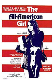 The All American Girl Erotik Film izle