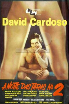 A Noite das Taras II Erotik Film izle