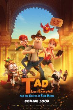 Hazine Avcısının Maceraları 2 Animasyon Filmi izle