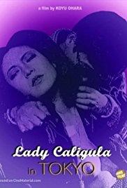 Lady Caligula in Tokyo Erotik Film izle