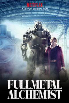 Metal Simyacı – FullMetal Alchemist 1080p izle 2018