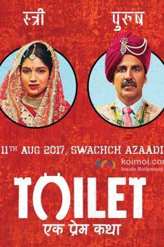 Toilet Ek Prem Katha 1080p izle 2017