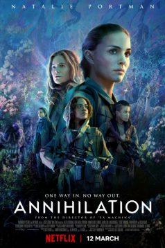 Annihilation – Yok Oluş izle 2018 1080p