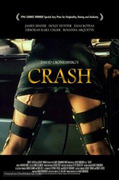 Crash – Çarpışma izle 1996