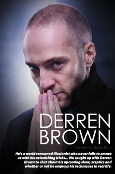 Derren Brown: Pushed to the Edge – Derren Brown Manipülasyon izle 1080p 2016