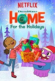 DreamWorks Home For the Holidays 1080p izle 2017
