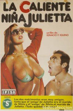 La Caliente Nina Julietta Erotik Film izle