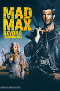 Mad Maks 3 – Mad Max 3 Beyond Thunderdome izle 1080p 1985