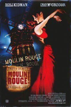 Moulin Rouge – Kırmızı Değirmen izle 1080p 2001
