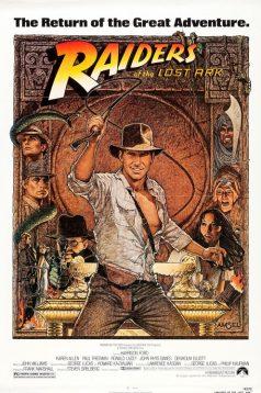 Raiders of The Lost Ark – Indiana Jones Kutsal Hazine Avcıları izle 1080p 1981