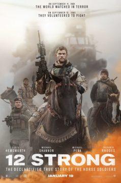 12 Savaşçı – 12 Strong izle 1080p 2018