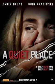 A Quiet Place – Sessiz Bir Yer izle 2018