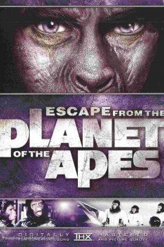 Escape from the Planet of the Apes – Maymunlar Gezegeninden Kaçış izle 1080p Türkçe Dublaj