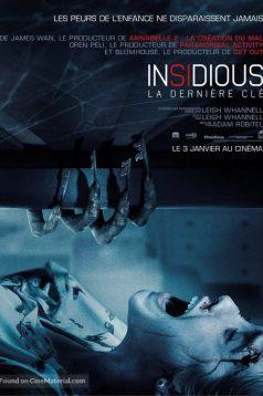 Insidious The Last Key – Ruhlar Bölgesi Son Anahtar izle 1080p 2018