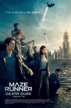 Maze Runner: The Death Cure – Labirent: Son İsyan izle 1080p 2018