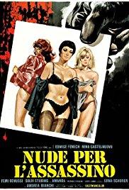 Nude per l'assassino Erotik Film izle