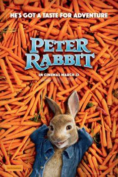 Peter Rabbit – Tavşan Peter izle 1080p 2018