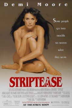 Striptease – Striptiz izle 1080p 1996