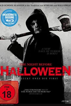 The Night Before Halloween – Cadılar Bayramı Laneti izle 1080p 2016