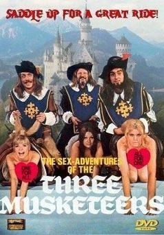 Die Sex Abenteuer der drei Musketiere Erotik Film izle