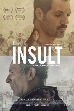 Hakaret – The Insult izle 1080p 2017