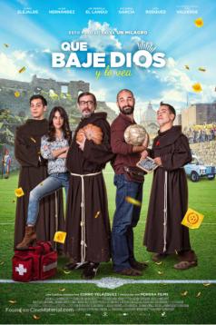 Que baje Dios y lo vea – Kutsal Takım izle 1080p 2017